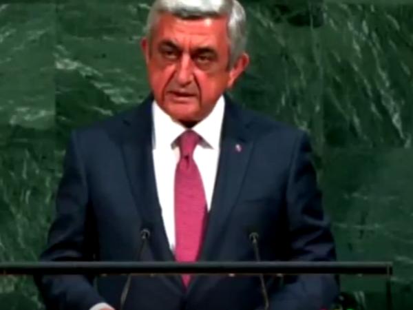 Ermənistan BMT tribunasından ifşa edildi - VİDEO