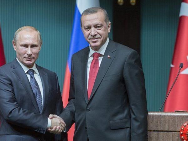 Ərdoğan Putinlə görüşəcək
