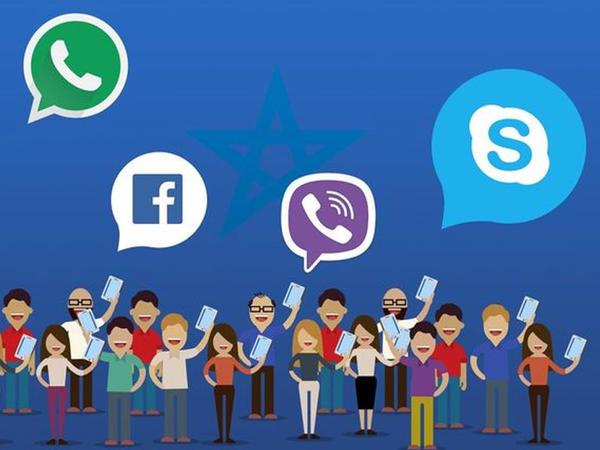 """""""WhatsApp"""" və """"Skype""""a qoyulan qadağa ləğv edildi"""