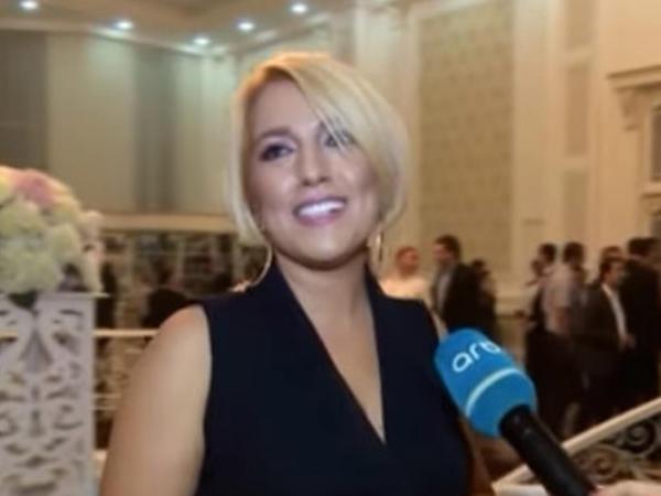 """""""Ona baxıram və zövq alıram"""" - Lalə Məmmədova - VİDEO - FOTO"""