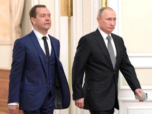 """Ruslar Putindən razı, Medvedevdən narazıdırlar - <span class=""""color_red"""">SORĞU</span>"""