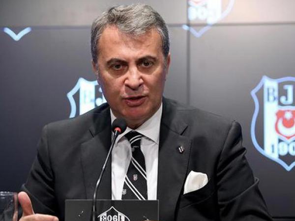"""""""Beşiktaş""""ın prezidenti: """"Aziz Yıldırımla 3 ildir danışmıram"""""""