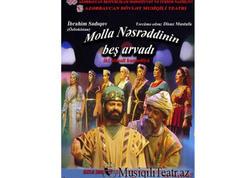 """""""Molla Nəsrəddinin beş arvadı"""" Musiqili Teatrda"""