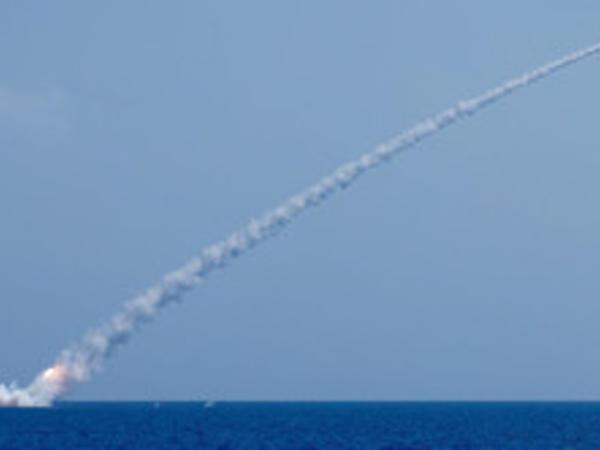Rusiya sualtı gəmisi Suriyada yaraqlıların hazırlandığı bazanı məhv etdi