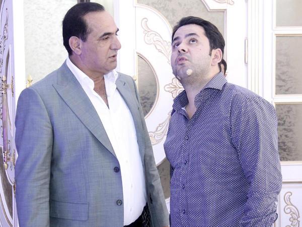 Manaf Ağayevin oğlunun toyundan - FOTO