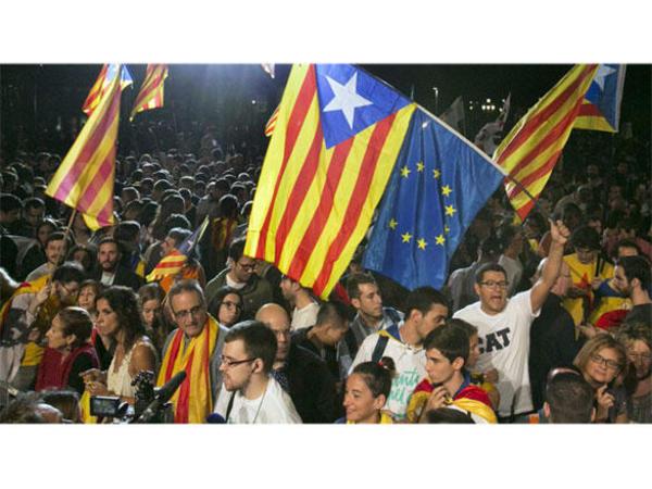 İspaniya Kataloniyaya əlavə qüvvələr göndərir