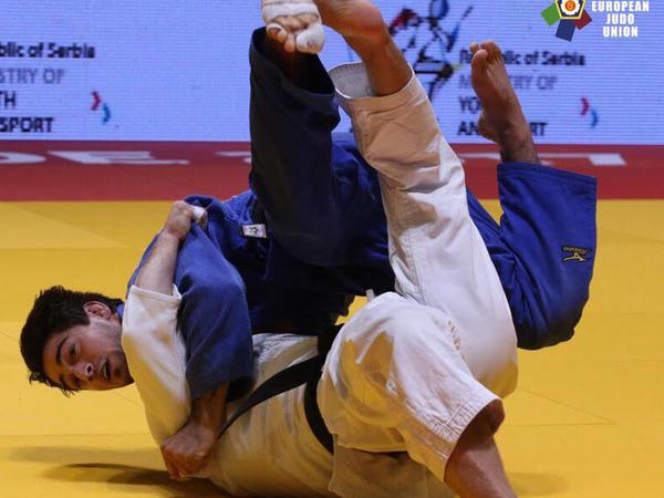 Azərbaycan cüdoçuları Serbiyada 3 bürünc medal qazandı - FOTO