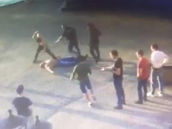 Anarın dünya çempionunu öldürməsinin yeni görüntüləri - VİDEO