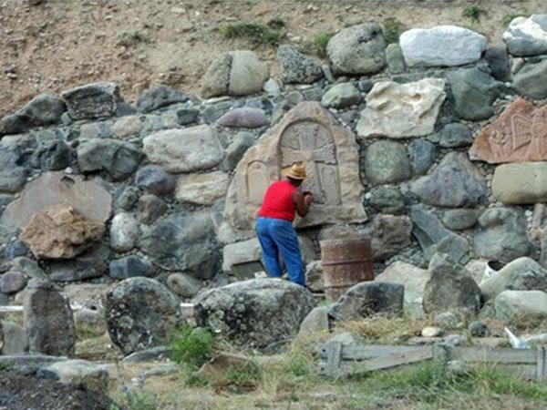 Erməni işğalının görünməyən tərəfləri  - FOTO