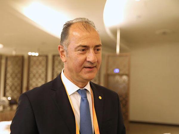 """""""Bu cür Avropa çempionatına görə Azərbaycana təşəkkürümü bildirirəm"""" - FOTO"""