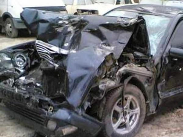 Salyanda ağır qəza: 4 qadın yaralandı