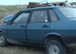 Bakı-Qazax magistralında avtomobil maneəyə çırpılıb, sərnişin ölüb - VİDEO - FOTO