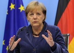 Merkel seçkilərdən danışdı