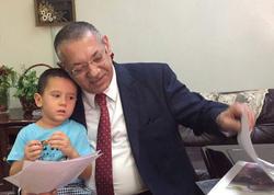 Konsul İraqda saxlanılan azərbaycanlı uşağa baş çəkdi - FOTO