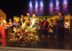 Musiqili Teatrda iki gün bayram ovqatı - FOTO