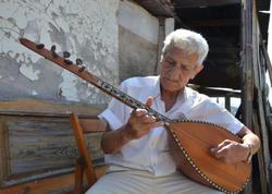 Bir zamanların məşhur sənətçisi indi gecəqonduda yaşayır - VİDEO - FOTO