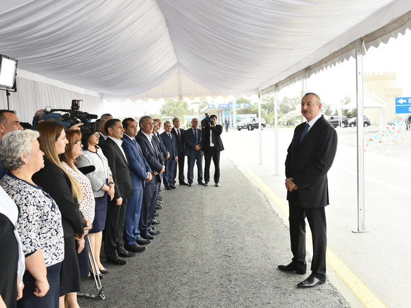 Azərbaycan Prezidenti: Gələn il bu ilə nisbətən daha da böyük həcmdə Dövlət İnvestisiya Proqramı icra ediləcək