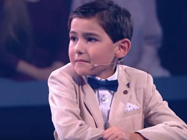 6 yaşlı azərbaycanlının Rusiya telekanalındakı çıxışı hər kəsi heyrətləndirdi