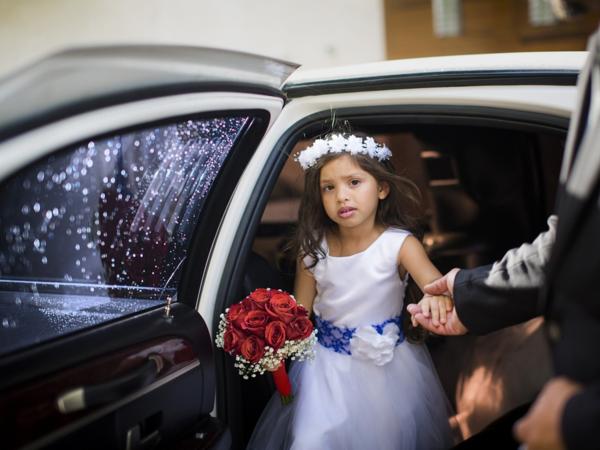 """Dünyanın sosial poblemi olan """"Uşaq Nikahı"""" - FOTO"""