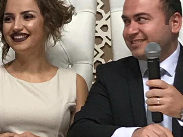 Türk cərrahla evlənən Cəmilənin İSTANBULDAKI nikahından FOTOLAR