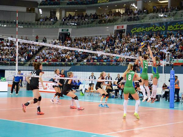 Azərbaycan milli komandası dörddəbir finala yüksəldi - FOTO