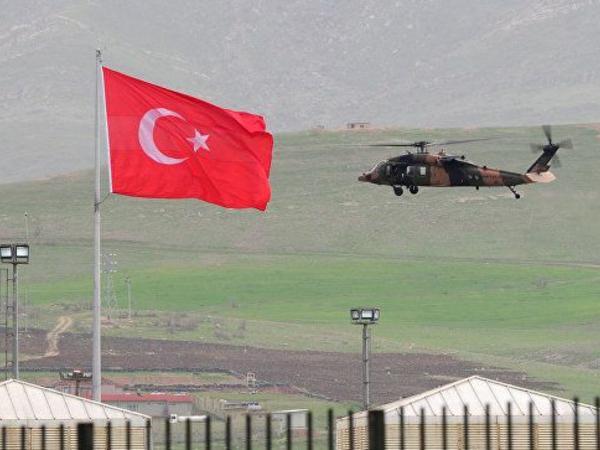 İraq və Türkiyə hərbçiləri iki ölkə sərhədində birgə təlimlərə başlayıblar