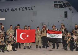 İraq və Türkiyə birgə təlimlərə başladılar - FOTO