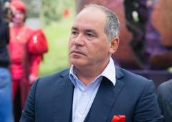 """Fərhad Əhmədov 360 milyon dollarlıq """"üzən sarayı"""" ilə Mərmərəyə gəldi - VİDEO"""