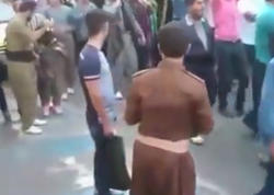 İranda minlərlə kürd küçələrə çıxdı - VİDEO