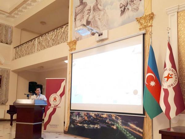 Gəncə Dövlət Universitetində ombudsman ofisinin açılması gözlənilir - FOTO
