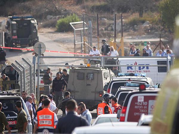 İsraildə patrula hücum: 3 nəfər öldü, bir yaralı var - FOTO