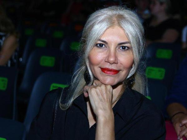 Nərgiz Cəlilova konsertdə - FOTO
