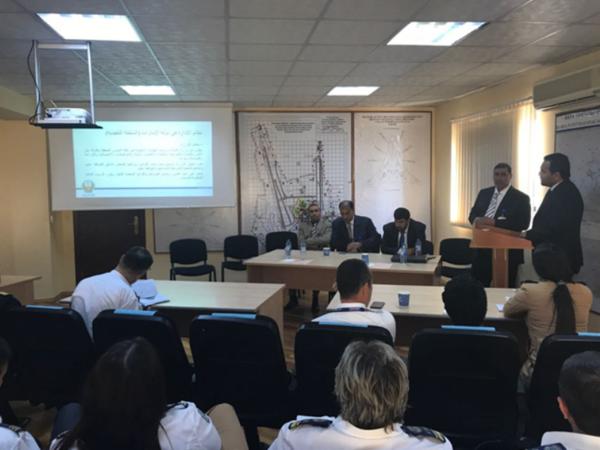 BƏƏ-dən olan mütəxəssislər Azərbaycanda hava limanı işçilərinə seminar keçir - FOTO