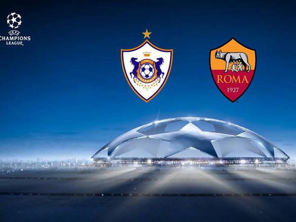 """Bütün yollar """"Qarabağ"""" - """"Roma"""" oyununa aparır - PAYTAXTDA XÜSUSİ HAZIRLIQ - VİDEO"""