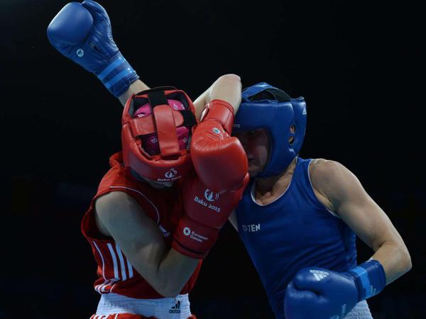 Boksçusumuz olimpiadada bürünc medal qazanıb