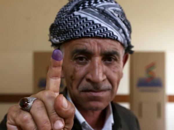 """""""Kürdüstan"""" referendumu: <span class=""""color_red""""> kürdlər """"hə"""", dünya """"yox"""" dedi</span>"""