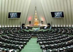 İran parlamentində fövqəladə iclas