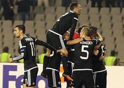 """""""Qarabağ""""ın ikinci mərhələdəki rəqibi də bəlli oldu"""