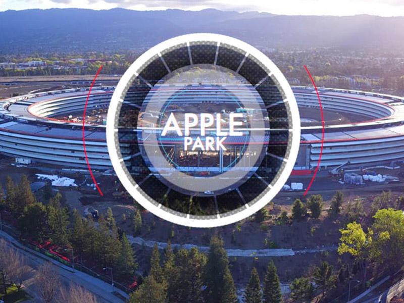 "Apple""ın 5 milyard dollarlıq ofisinin tikintisi yekunlaşır"