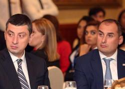 """Kvirikaşvili: """"Gürcüstan və Azərbaycan daha sabit və inkişaf etmiş region yaradır"""" - FOTO"""