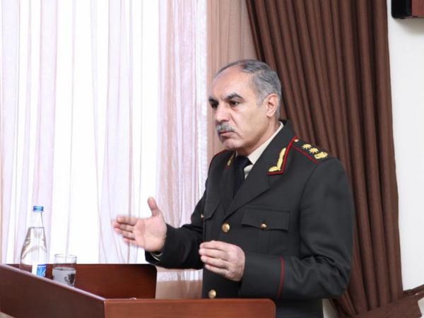 Xanlar Vəliyev yenidən hərbi prokuror oldu