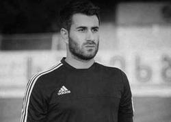 Gürcüstanda futbolçu vəfat edib