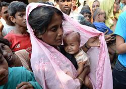 """&quot;Qızıma görə narahatam, bilmirəm sağ qalacaq, ya yox&quot; - <span class=""""color_red"""">Myanmardan daha bir ürəkağrıdan FOTO</span>"""
