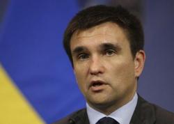 Ukrayna xarici işlər naziri Azərbaycana gəldi