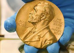 Kimya üzrə Nobel mükafatı laureatlarının adları açıqlandı