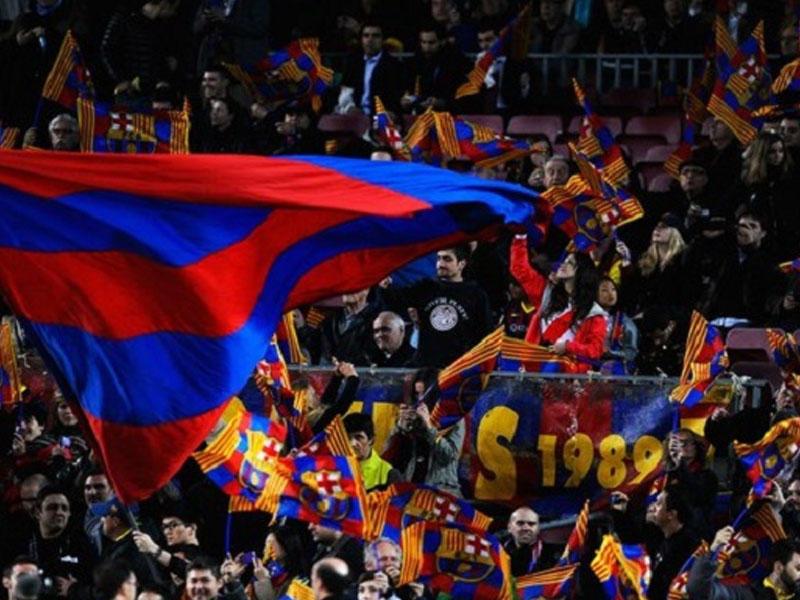 Kataloniyalı azarkeşlər stadiona buraxılmayacaq!