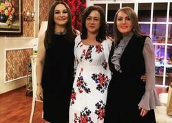 """""""Yaprak dökümü""""nün aktrisası Bakıdadır"""