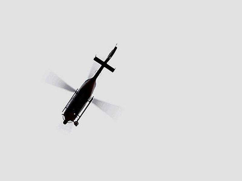 Ukraynada helikopter qəzaya uğradı - 5 ölü
