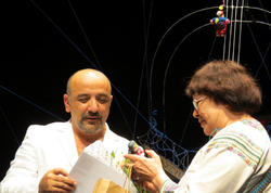 ADGTT Beynəlxalq mono tamaşalar festivalında iştirak edib