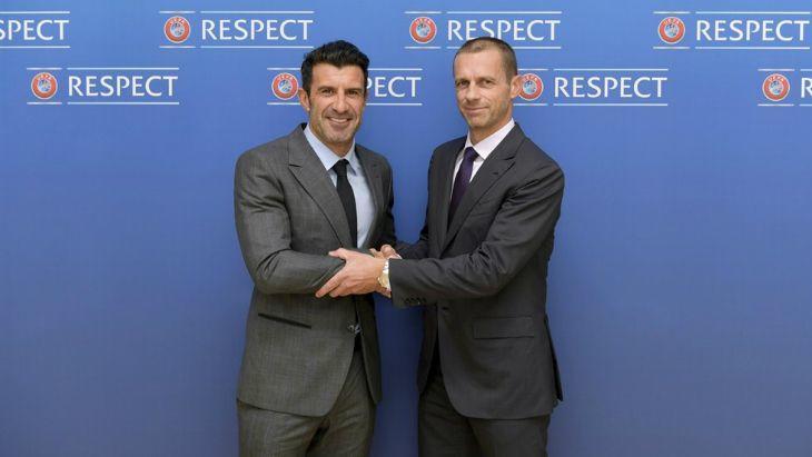 UEFA-da yeni təyinat gerçəkləşdi
